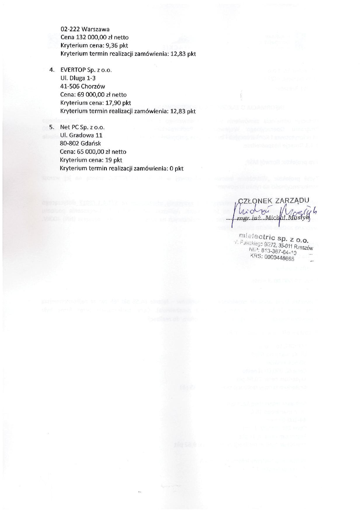 Informacja o zakończeniu postępowania i wyborze wykonawcy_1